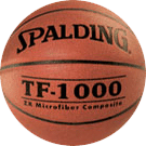1992 Spalding First Composite Leather Basketball