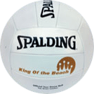 2004 Spalding Official Volleybal King of the Beach